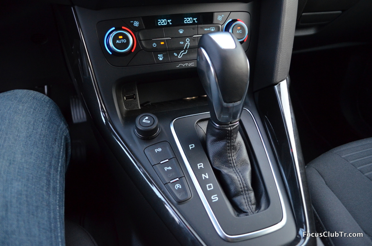 ford focus 1.5 tdci powershift test 120 ps (2015) İnceleme - mk3