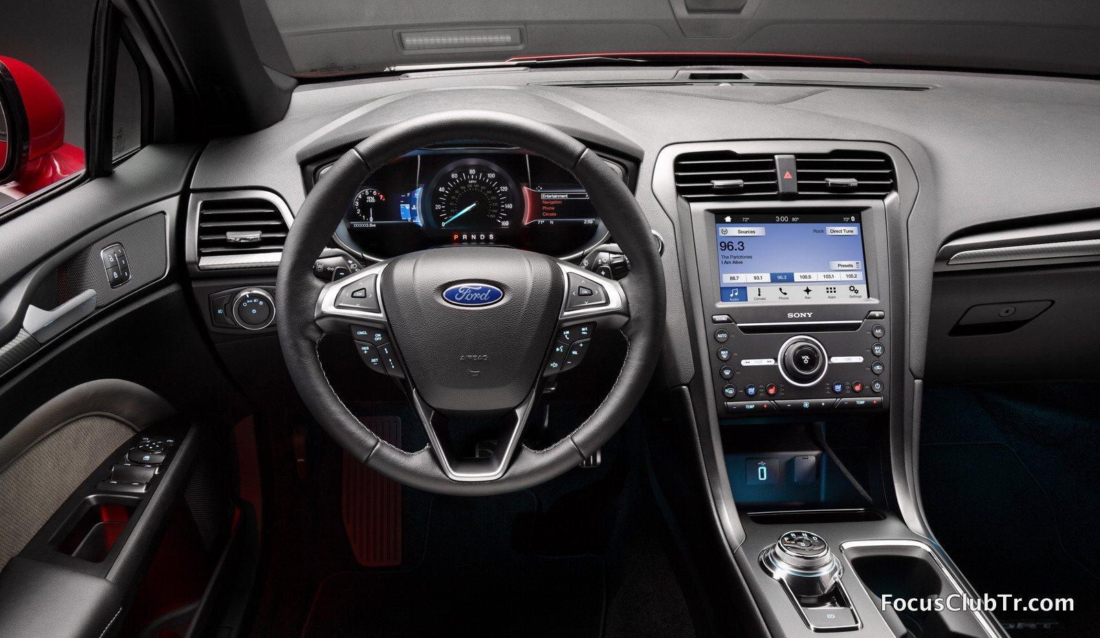 Новый Форд Мондео 2015-2016 фото цена, характеристики Ford ...