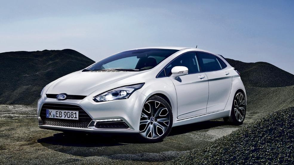 Ford Ecosport 2017 | цена, комплектация, новый кузов ...