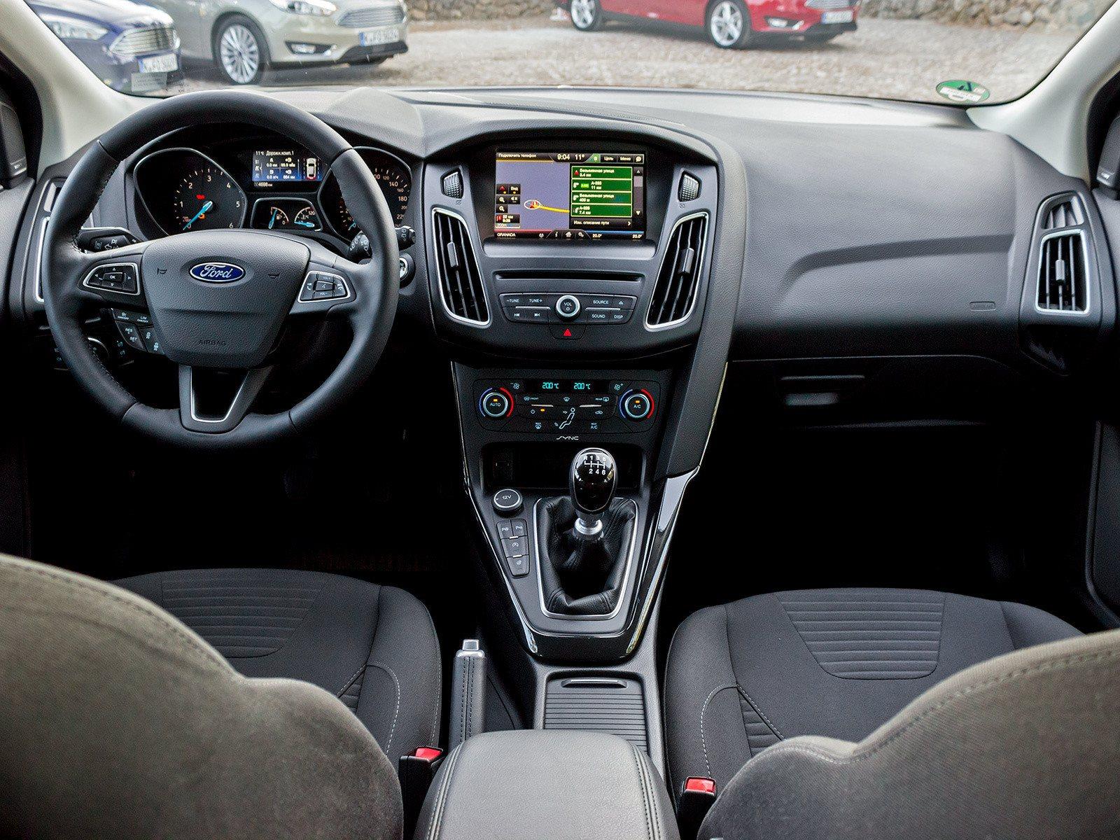 Ford Focus 3 2016 отзывы - autoback.ru