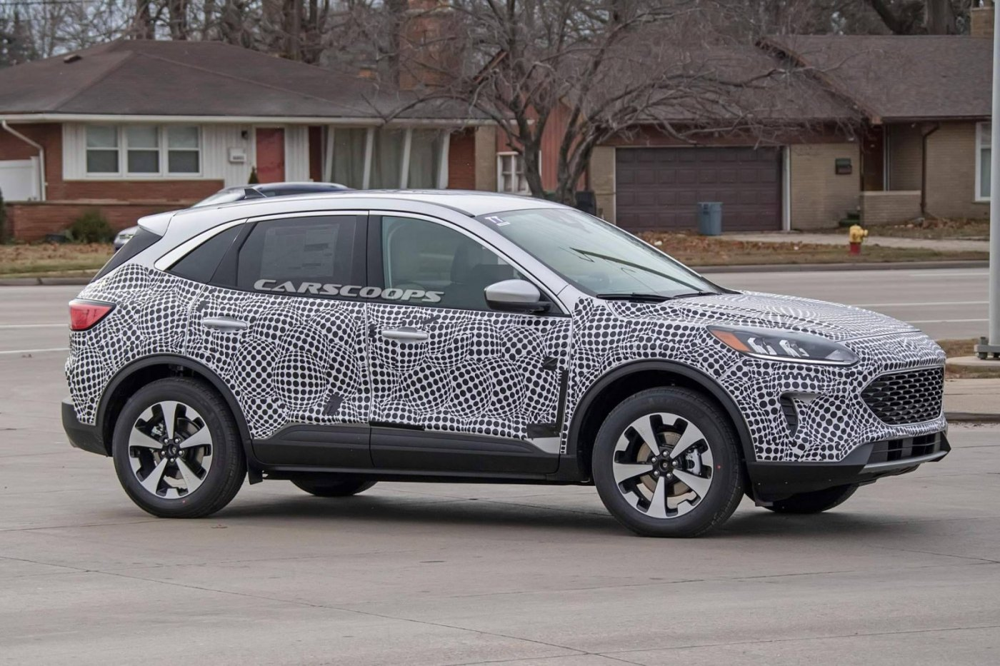 2019 Ford Escape:Kuga_1.jpg