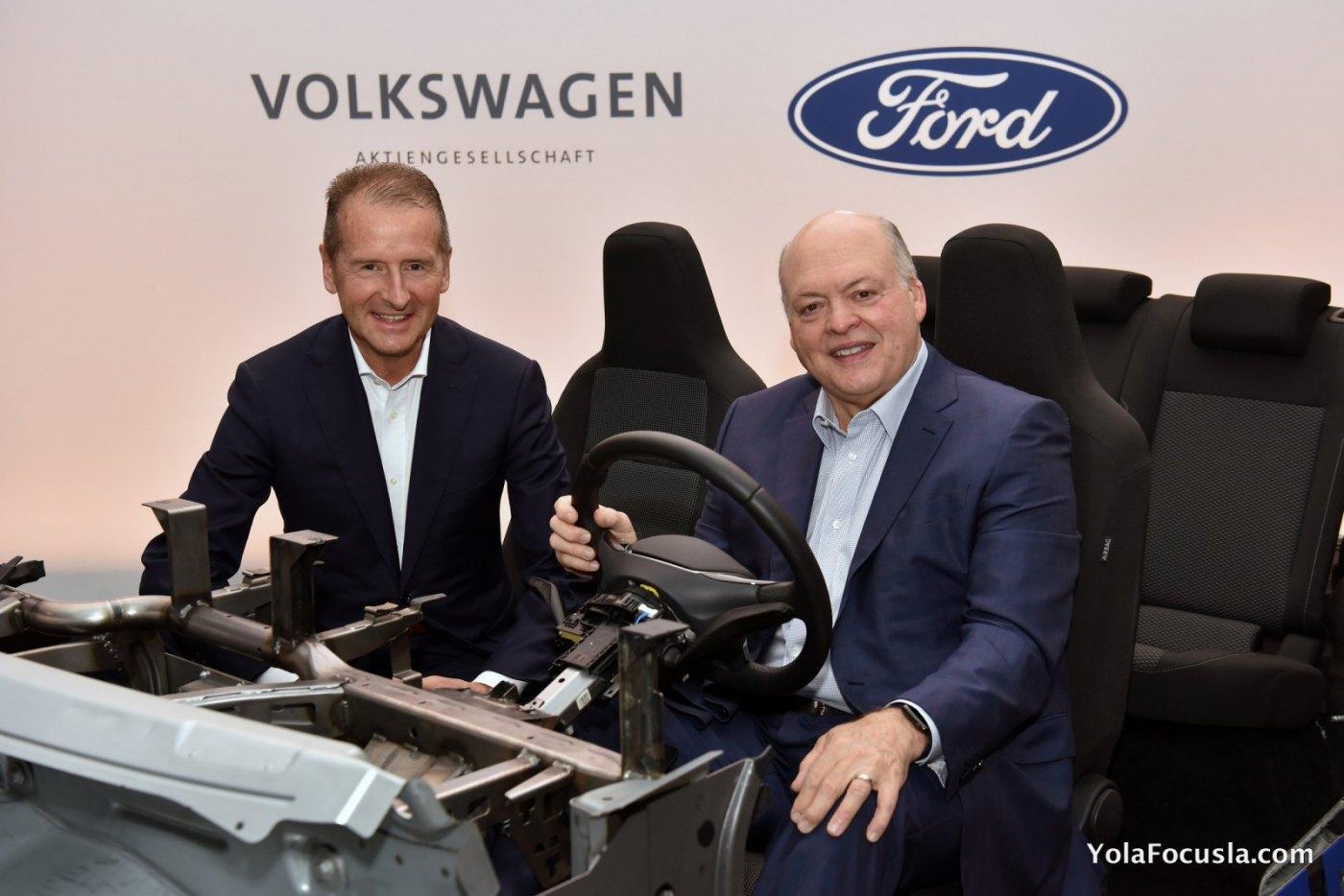 Ford - Volkswagen Küresel İşbirliğini Genişletiyor.jpg